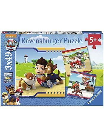 3 puzzles 'La Pat'Patrouille' de 'Ravensburger' - Kiabi