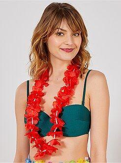 Femme - Accessoire collier hawaïen - Kiabi