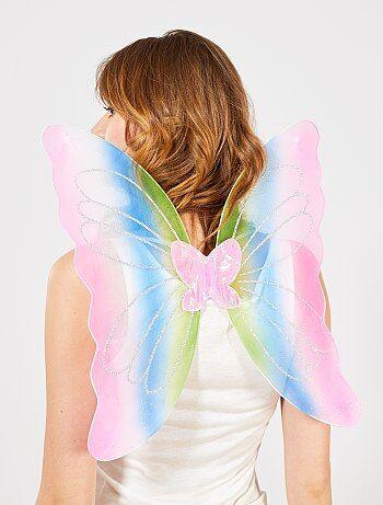 Femme - Ailes de papillons adulte - Kiabi