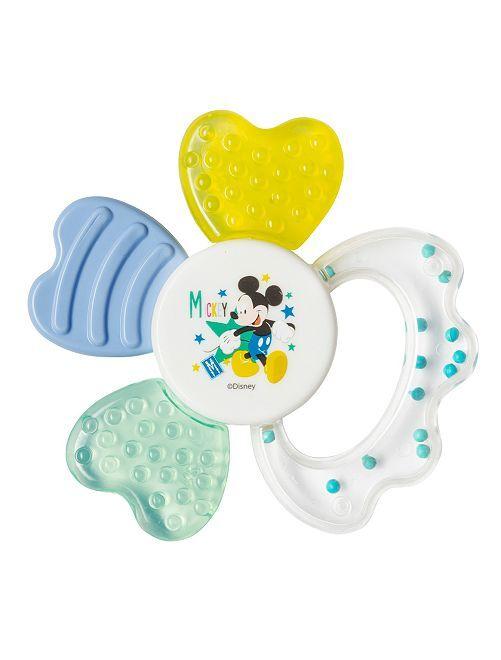 Anneau de dentition à réfrigérer 'Mickey'                                         bleu