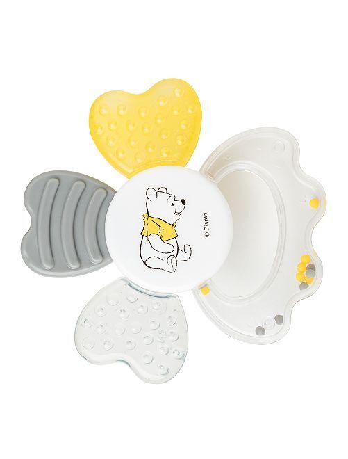 Anneau de dentition à réfrigérer 'Winnie'                                                     jaune