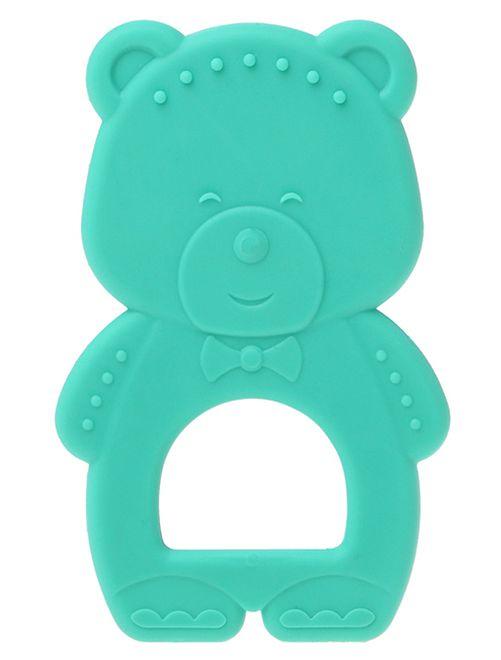 Anneau de dentition 'ours'                                         bleu