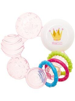 Anneau de dentition 'princesse' - Kiabi