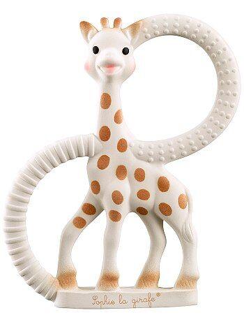 Fille 0-36 mois - Anneau de dentition 'Sophie la girafe' - Kiabi