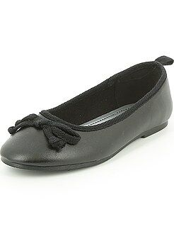 Fille 3-12 ans Ballerines en simili