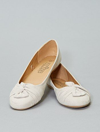 pre order pretty cheap stable quality Ballerines Chaussures | taille 45 | Kiabi