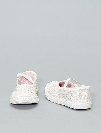 Soldes ballerines fille, chaussures de ville légères pour fille ... 22aaad2e8c06