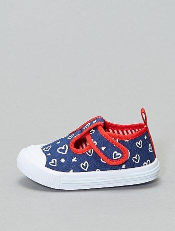 58c8bf0182 Chaussures fille, baskets, chaussons pour filles pas cher Vêtements ...