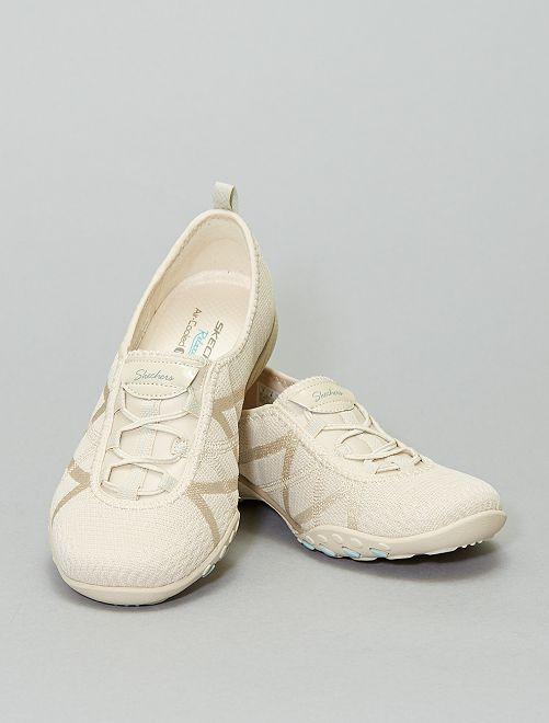 Ballerines 'Skechers'                             beige