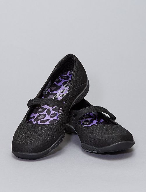 Ballerines 'Sketchers'                             noir
