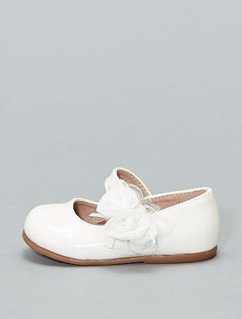 ballerines chaussures fille Soldes pour légères fille de ville BwR6fq