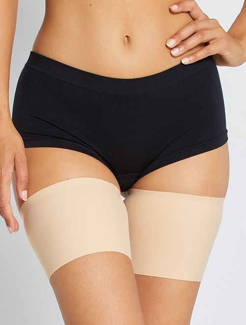 Bandes cuisses anti-frottement 'By Bra'                                         beige