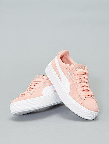 25664b6f96b3ec Soldes baskets femme, sneakers, tennis pour femme pas cher Vêtements ...