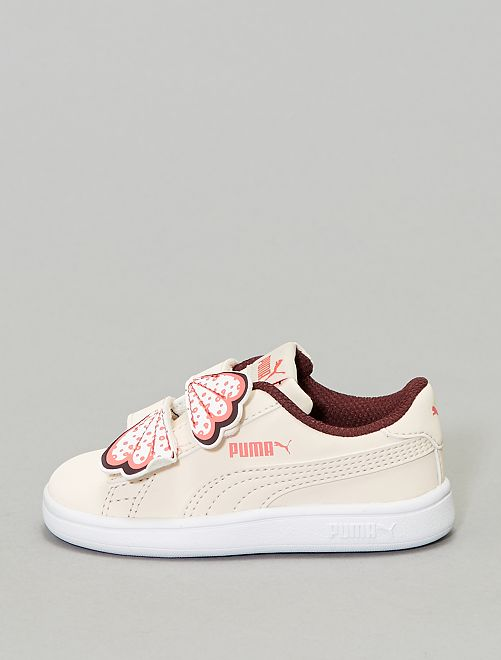 Scratch 'puma Butterfly' À Smash Baskets vOmN08nw
