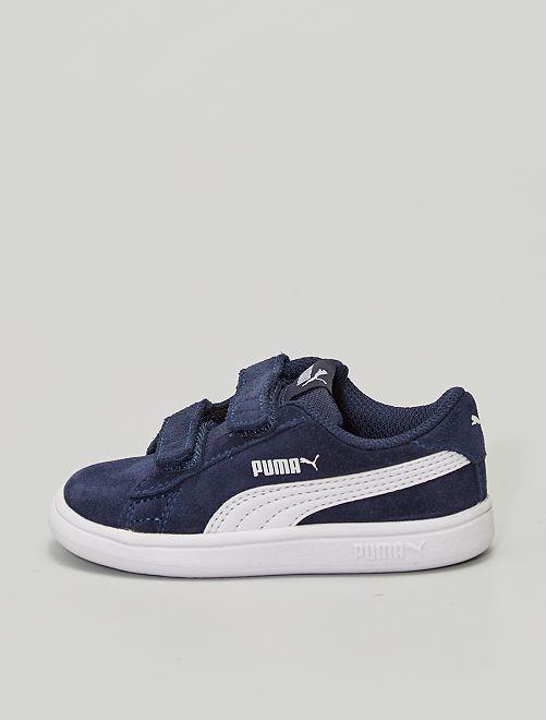 Baskets à scratch 'Puma Smash V2'                             bleu marine