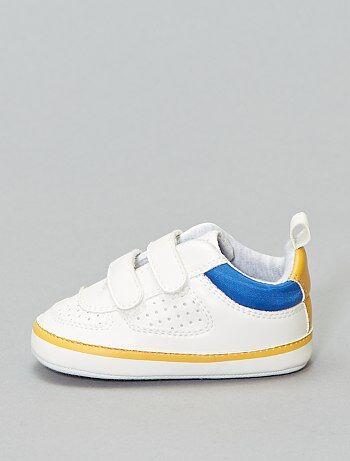 41fc672141dfdc Chaussures, chaussons Vêtements bébé | blanc | Kiabi