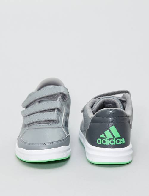 finest selection 03994 0ee9e ... Baskets à scratchs Adidas AltaSport CF K vue 3 ...