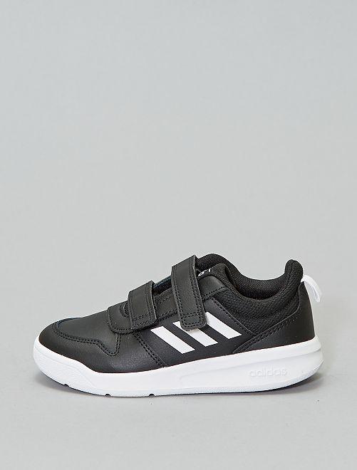 Baskets à scratchs en cuir 'adidas vector'                             noir