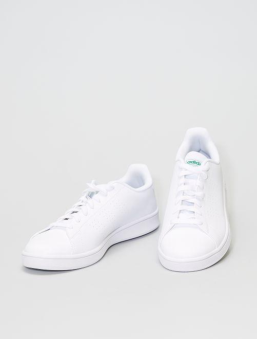 Baskets 'Adidas Advantage Base'                             blanc