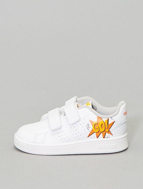 Baskets 'adidas Advantage'                             blanc