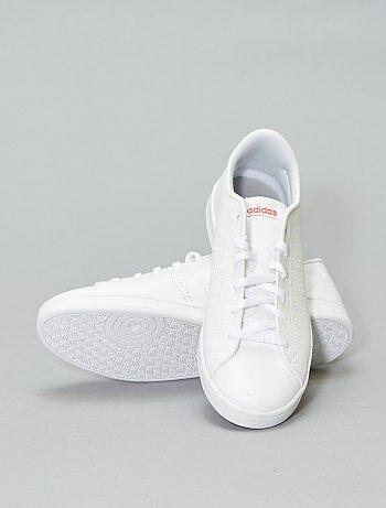 3e9bec4b0aca4 Baskets  Adidas Advantage Clean QT  - Kiabi