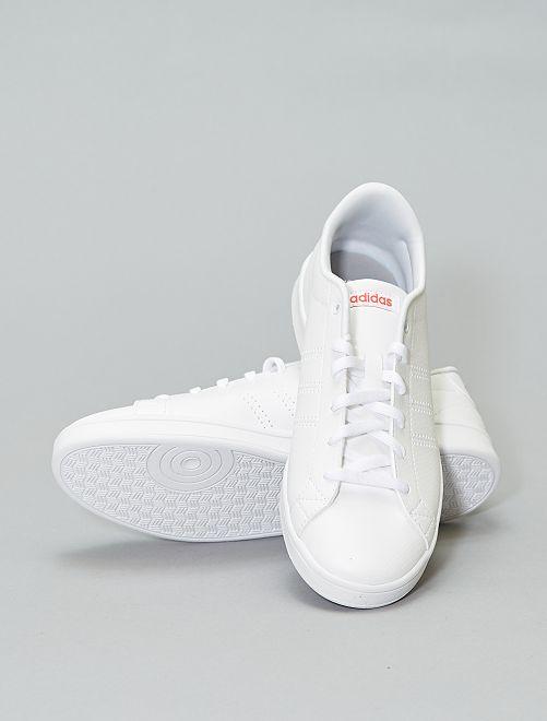 basket adidas femme advantage clean