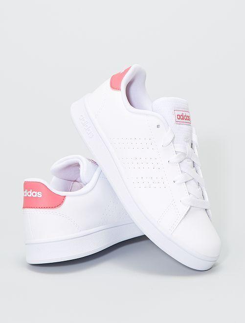 Baskets 'adidas Advantage K'                             blanc