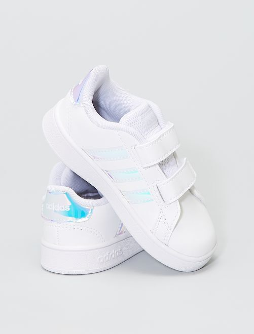 Baskets 'adidas'                             BLANC