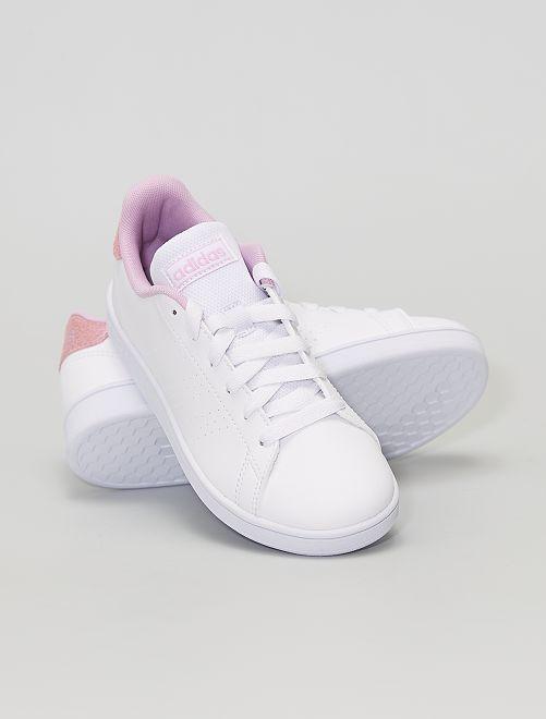 Baskets 'adidas'                             blanc/rose