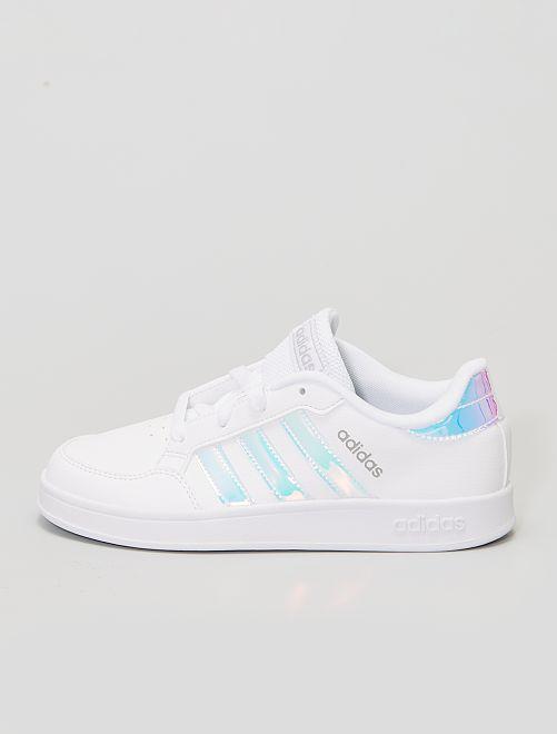 Baskets 'Adidas' 'Breaknet K'                             blanc
