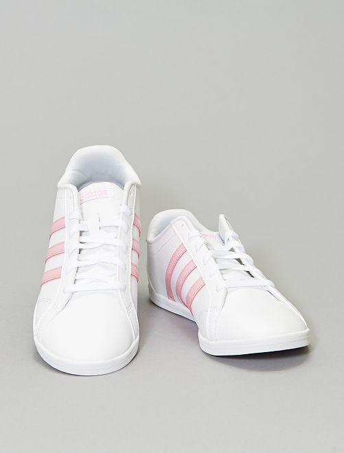 Baskets 'adidas coneo'                                                     blanc/rose
