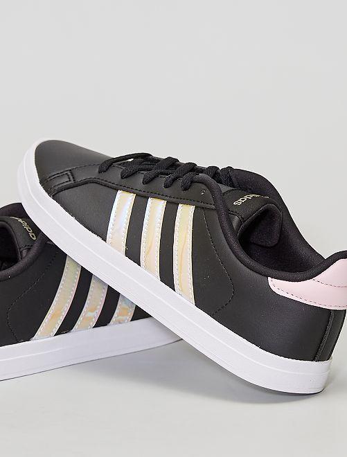 Baskets 'adidas courtpoint'                             noir