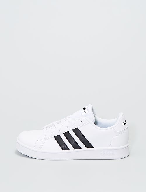 Baskets 'adidas Grand Court'                             blanc