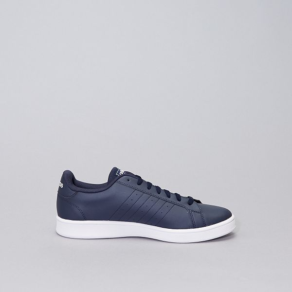 Baskets 'adidas Grand Court' Homme bleu encre Kiabi 50,00€