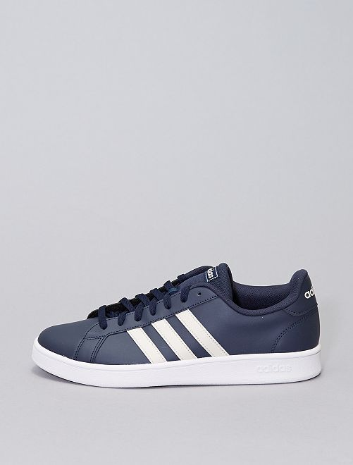 Baskets 'adidas Grand Court'                                         bleu encre