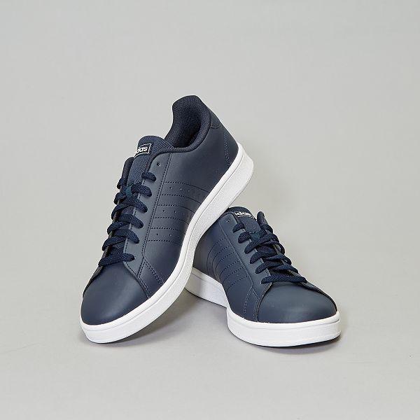 basket adidas bleu marine femme