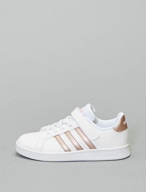 Baskets 'adidas' 'Grand Court C'                             blanc