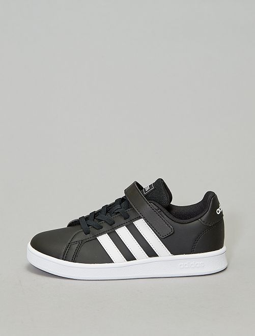 Baskets 'adidas' 'Grand Court C'                             noir