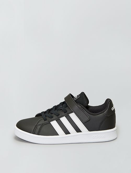Baskets 'adidas' 'Grand Court C'                             noir