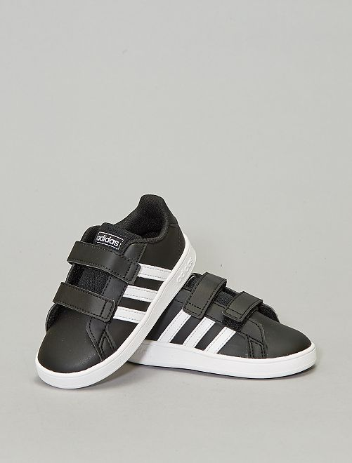 Baskets 'adidas Grand Court I'                                         noir