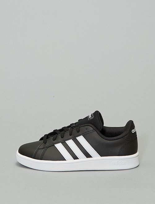 Baskets 'adidas' 'Grand Court'                             noir