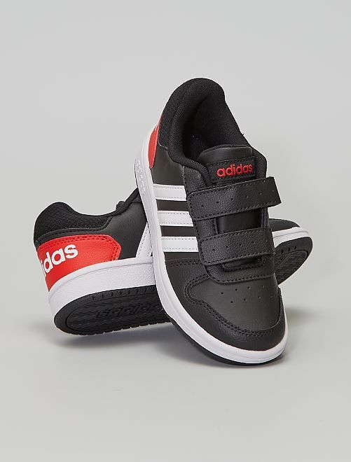 Baskets 'Adidas' 'Hoops 2.0 CMF'                             NOIR