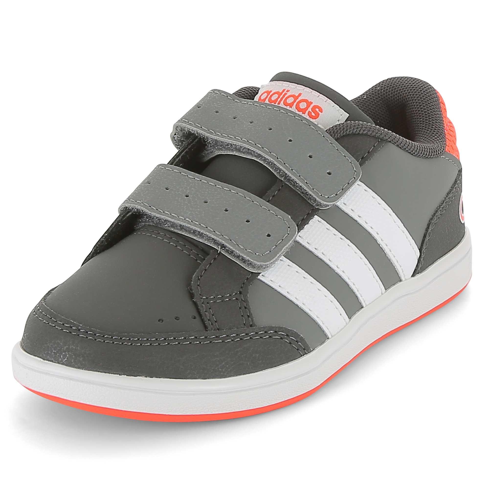 Chaussures Adidas grises garçon HX7QI