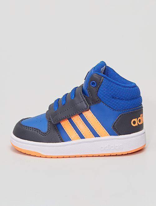 Baskets 'adidas Hoops Mid'                             BLEU