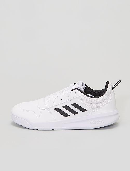 Baskets 'Adidas' ' Tensaur K'                             BLANC