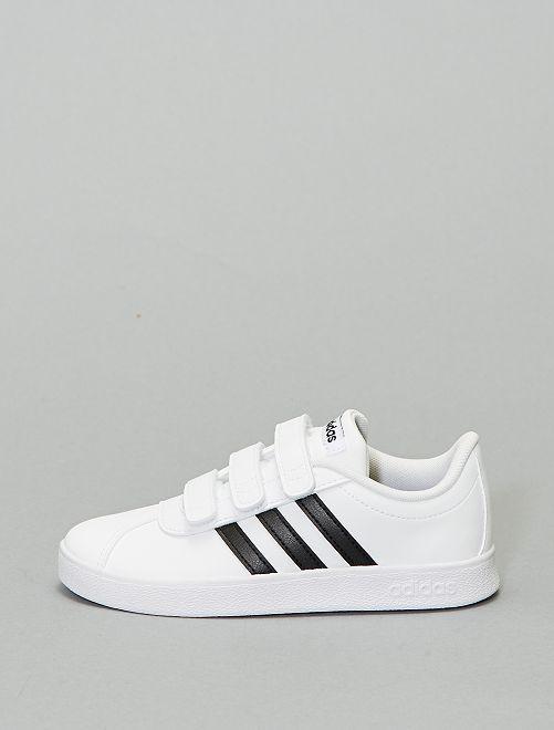 Baskets 'adidas' 'VL Court 2.0'                             blanc