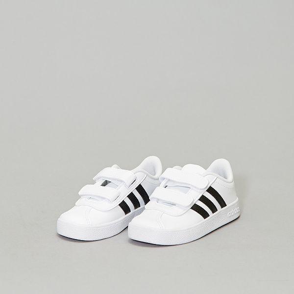 Baskets 'adidas VL Court 2.0 CMF I' bébé garçon - blanc - Kiabi ...