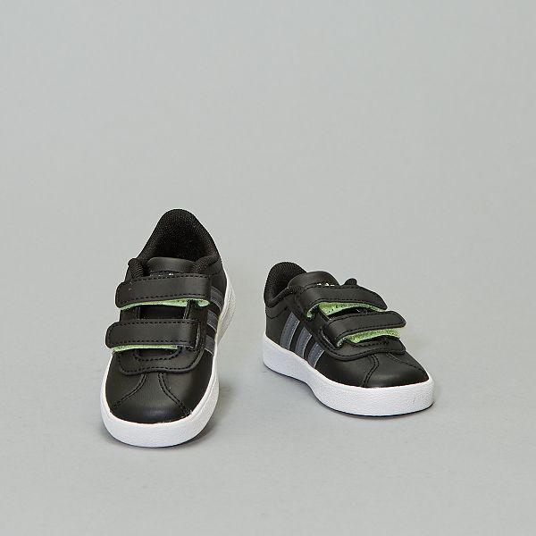 adidas chaussure garcon noir