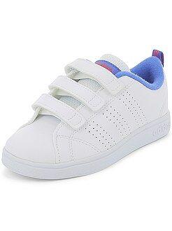 Baskets 'Adidas VS Advantage Clean' à scratchs