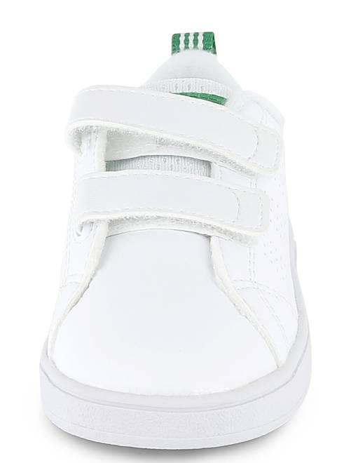10ba7508d7cbb Baskets 'adidas' 'VS Advantage Clean' Garçon - blanc - Kiabi - 30,00€